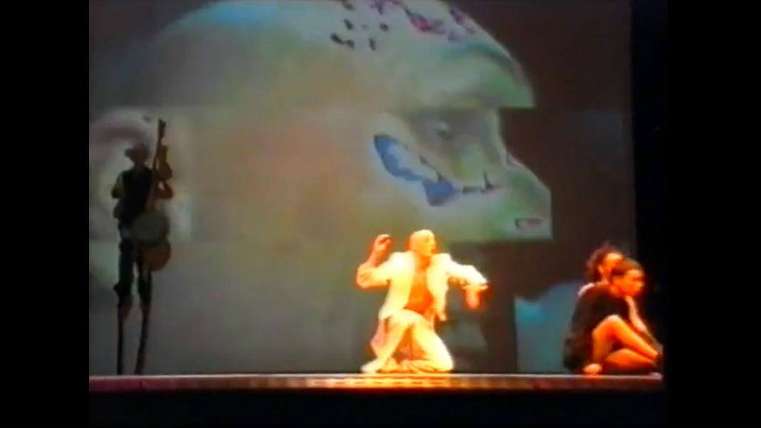 Le cirque du tambour (Opus 2)