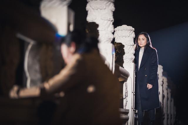 在棉花田的孤寂 / Dans la solitude des champs de coton crédit Lee Chia Yeh